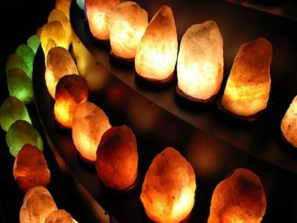 Himalayan Salt Lamps provide huge health benefits
