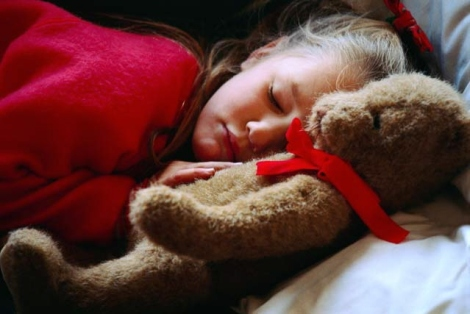Salt lamps often improve disturbed sleep.