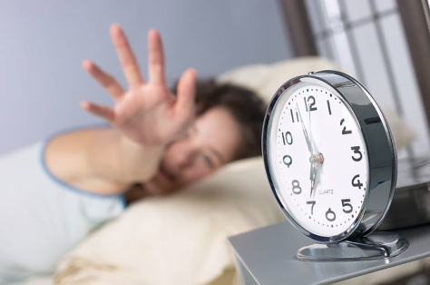 With Adrenal Fatigue you can feel tired even after a good sleep and not really feel awake until 10am
