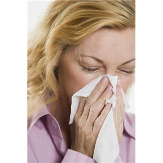 Allergies occur when your immune system is hypersensitive.