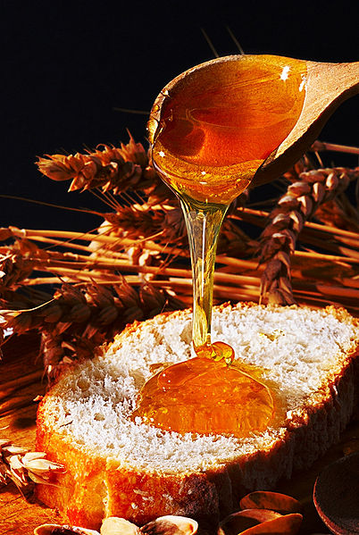 Manuka honey is a wonderful natural sweetener, just don't have too much