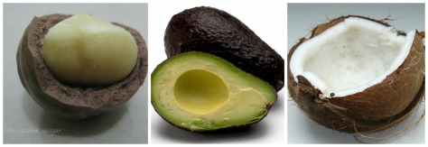 Unrefined avocado, macadamia or coconut oil are all healthy choices
