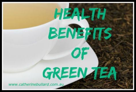 health benefits green tea