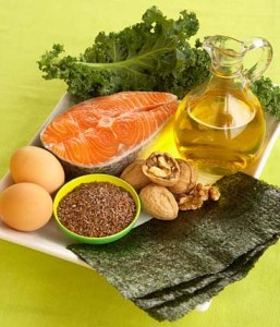 Increase your essential fatty acid intake by including more of these omega-3 rich foods in your diet