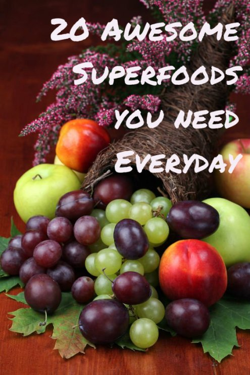 awesome superfoods