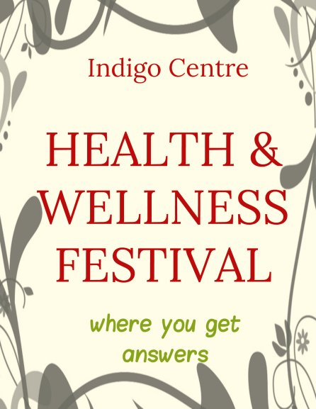 Indigo Health and Wellness