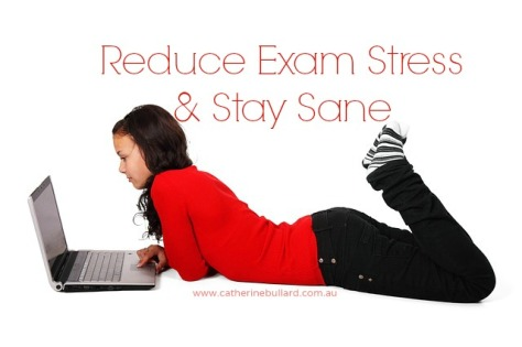 reduce exam stress with natural remedies