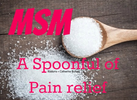 MSM spoonful
