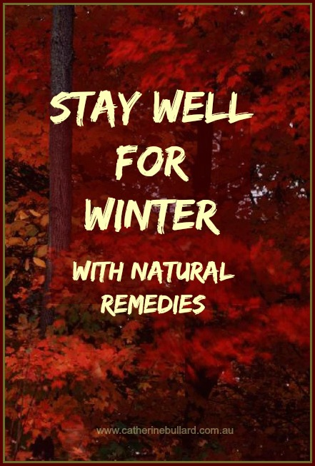 stay well for winter