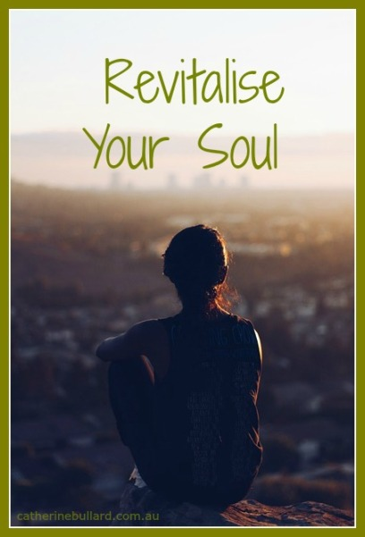 revitalise your soul