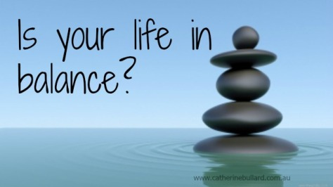 How balanced are you? Take the quiz