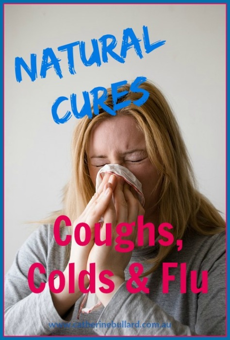 natural cures for coughs colds and flu
