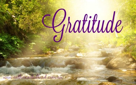 power of gratitude attitude
