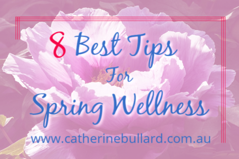 best tips spring wellness