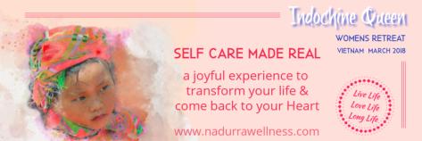 womens self care retreat